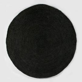 Covoare - Covor din iuta DOON 200cm, negru