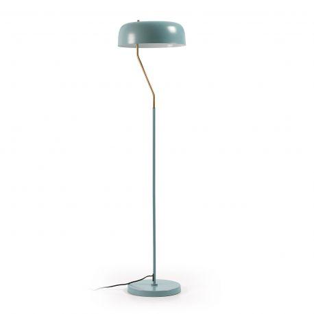 Lampadare - Lampa de podea VERSA albastru deschis