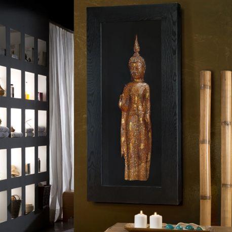 Statuete - Figurina basorelief THAIS