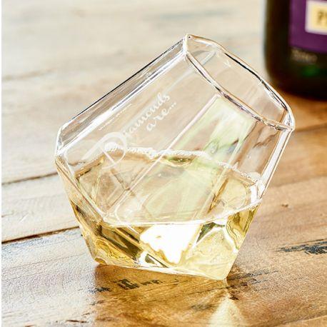 Parfumuri de camera, Idei cadouri, Obiecte decorative - Set de 4 pahare eye-catcher Diamond Glass