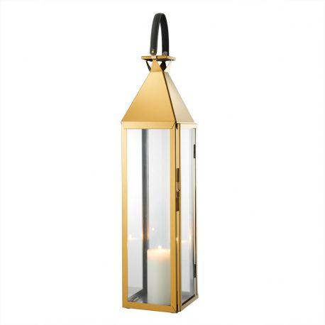Parfumuri de camera, Idei cadouri, Obiecte decorative - Suport lumanare design LUX Serpentine L, auriu
