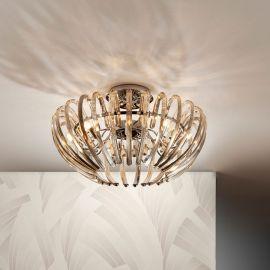 Lustre aplicate - Lustra aplicata moderna design elegant Ø53cm ARIADNA champagne