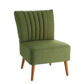 Fotolii - Fotoliu design nordic Cristin, verde