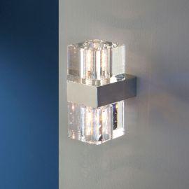 Aplice, corpuri de iluminat pentru pereti - APLICA LED CUBIC