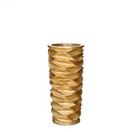 Vaze - Vaza, Vas decorativ auriu, inaltime 71cm ORO