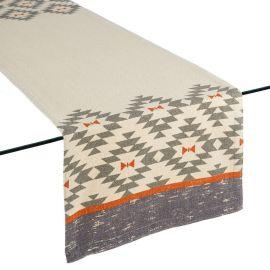Textile - Set de doua naproane design rustic Alton 45x150cm
