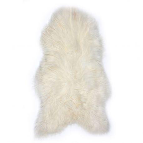 Blanuri naturale - Covor din piele de oaie LW ICELAND 110cm Icelandic White