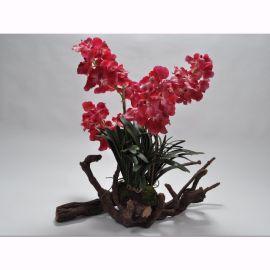 Aranjamente florale LUX - Aranjament floral ORCHID TWIG BEAUTY 80cm