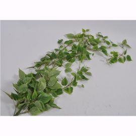 Aranjamente florale LUX - Set de 12 plante pentru decoratiuni suspendate GREEN 135cm