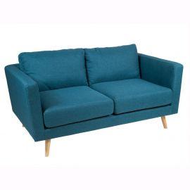 Canapea 2 locuri Tenas albastru