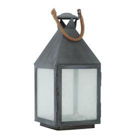 Suport lumanare design LUX Vanini M, zinc