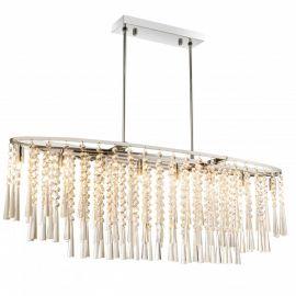 Pendule, Lustre suspendate - Lustra LED suspendata design elegant Rain