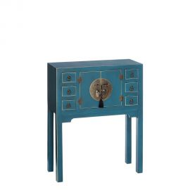 Console - Consola ORIENT, 2 usi albastru