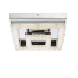 Plafoniere - Plafoniera LED design modern Fogo 16W