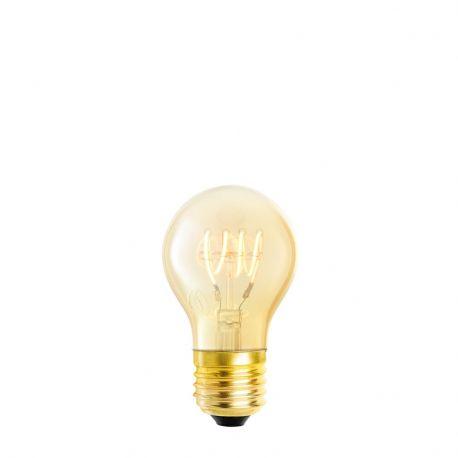 Becuri E27 - Set de 4 becuri E27 LED Bulb A shape 4W E27