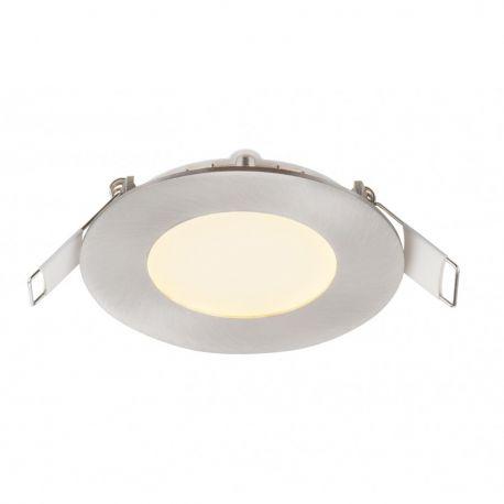 Spoturi tavan fals - Spot LED incastrabil Ø8,5cm Alid 3W