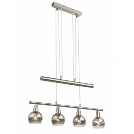 Pendule, Lustre suspendate - Lustra LED suspendata design modern Roman 4L
