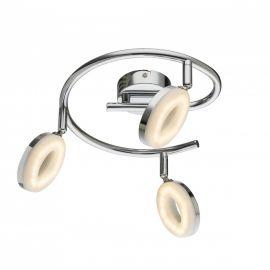 Plafoniere cu spoturi, Spoturi aplicate - Plafoniera LED moderna Penelope 3L