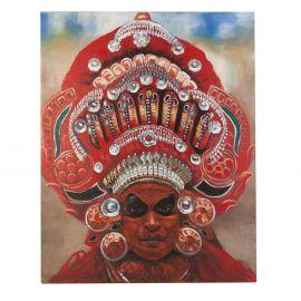 Tablou stil etnic TUXPAN, 120x150cm