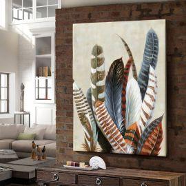 Tablouri - Tablou decorativ Ucelli, 90x120cm