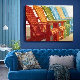 Tablouri - Tablou decorativ Esplai, 120x90cm