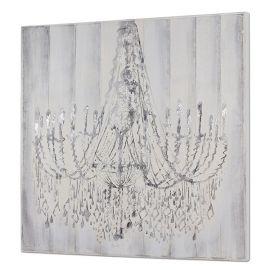 Tablouri - Tablou decorativ Lampara, 100x100cm
