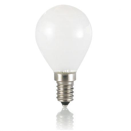 Becuri E14 - Bec LED E14 Sfera Bianco