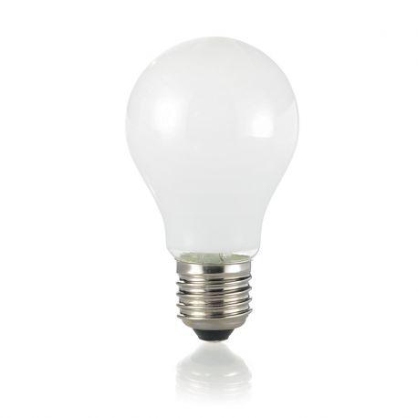 Becuri E27 - Bec LED E27 4W GOCCIA BIANCO