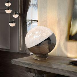 Veioze - Veioza LED design modern Ø20 Sphere crom