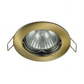 Spoturi tavan fals - Spot incastrabil Metal, alama