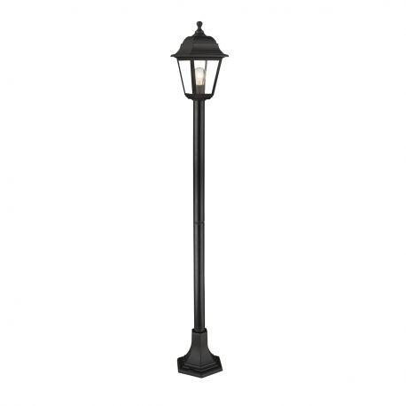 Stalpi - Stalp iluminat exterior stil clasic IP44 Luca H120cm