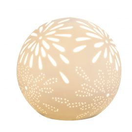 Lampa de masa stil decorativ Ø16cm Subara