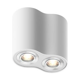 Plafoniere cu spoturi, Spoturi aplicate - Spot aplicat RONDOO SL 2 UP, alb