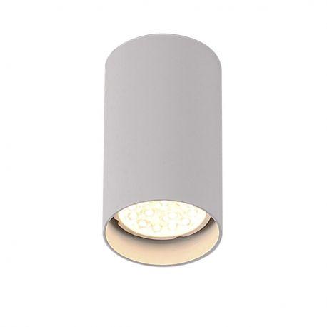 Plafoniere cu spoturi, Spoturi aplicate - Spot aplicat design modern PET ROUND alb