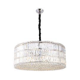Pendule, Lustre suspendate - Lustra design elegant diam.80cm Puccini
