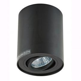 Plafoniere cu spoturi, Spoturi aplicate - Spot aplicat RONDOC SL 1, negru