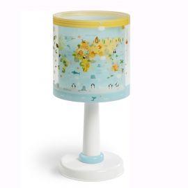 Iluminat pentru copii - Veioza camera copii Baby World
