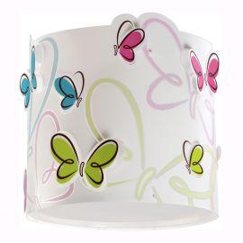 Iluminat pentru copii - Plafoniera camera copii Butterfly