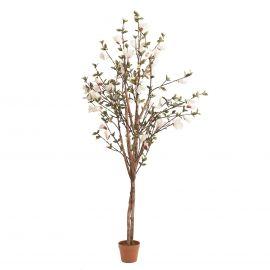Aranjamente florale LUX - Planta artificiala decorativa Migdal, 193cm