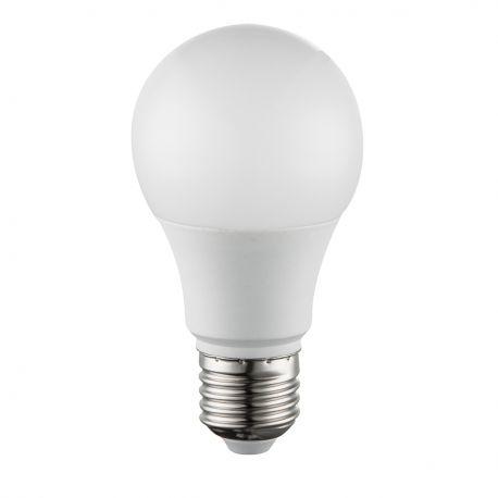 Becuri E27 - Bec LED E27 opal 7W 4000K