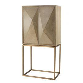 Dulapuri - Dulap/ Bar design LUX DeLaRenta, stejar albit