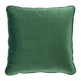 Perne si fete de perne - Perna decorativa din catifea verde Roche, 60x60cm