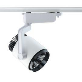 Spoturi, Proiectoare pe sina - Spot LED directionabil pe sina Galax I alb 30W