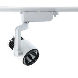 Spot LED directionabil pe sina Galax III alb 10W