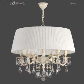 Candelabre, Lustre - Candelabru 5 brate cu cristal Asfour, design LUX Valentina