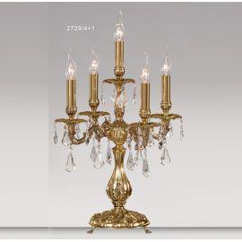 Veioze - Veioza 5 brate cu cristal Asfour, design LUX Valentina