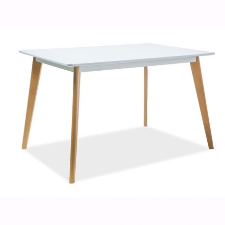 Mese dining - Masa design nordic DECLAN I, 120x80cm