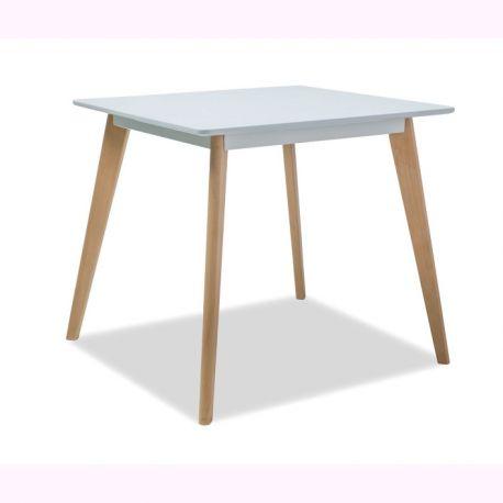 Mese dining - Masa design nordic DECLAN II, 80x80cm