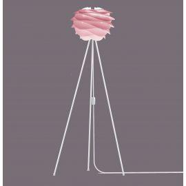 Lampadare - Lampadar modern cu trepied Carmina Mini, roz
