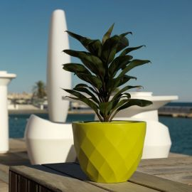 Vaza / Ghiveci de flori / plante / exterior / interior design modern premium VASES NANO PLANTER Ø14x12